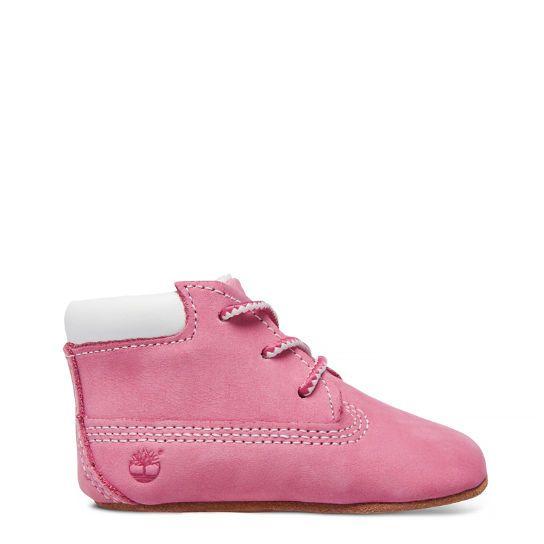 PinkTimberland Babys Aus Set Und In Für Babyschuhen Mütze 4A5L3Rj