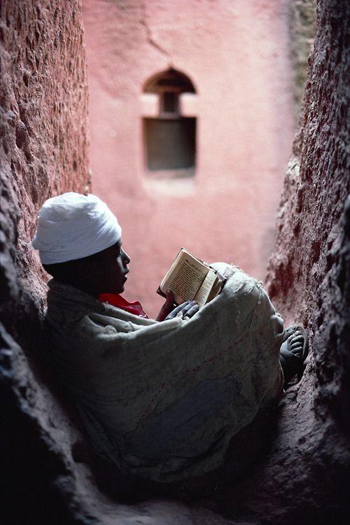 fotojournalismus: Lalibela, Ethiopia Kazuyoshi Nomachi