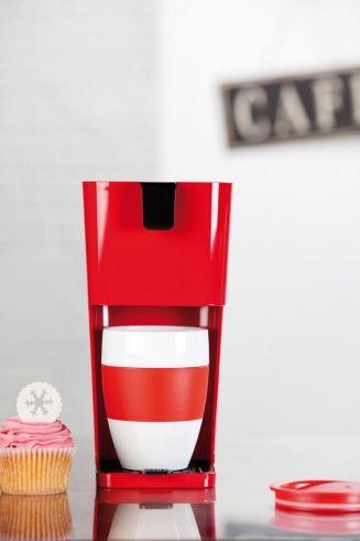 UNPLUGGED #Kaffeebereiter von #Koziol:  Der beste #Kaffee der Welt ist immer noch von Liebe handgebrüht, verführerischer Duft inklusive. Mit UNPLUGGED wird die #Kaffeezubereitung wieder richtig zelebriert und jede #Tasse kann nach eigenem Gusto zubereitet werden.