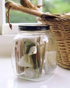 seed storage tips
