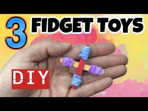 Diy Fidget Toys To Make At Home