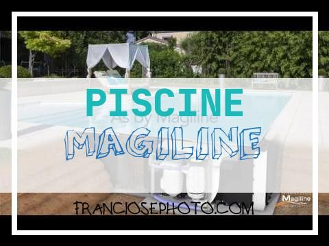 Piscine Magiline En 2020 Piscine Magiline Piscine Prix Piscine