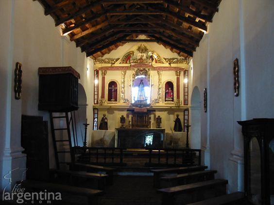 Capilla Jesuitica de la Candelaria