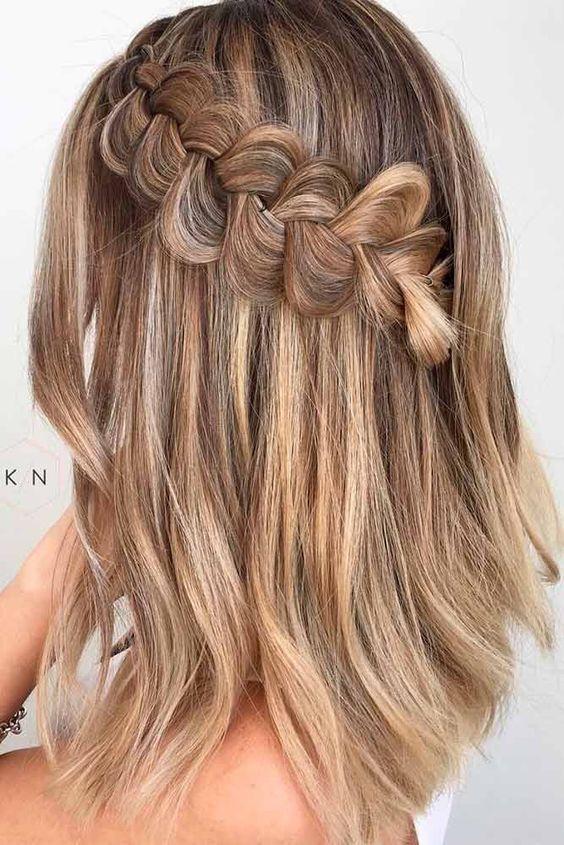 50 New Haircut For Autumn 2018 2019 Long Hair Hairstyle Woman Coiffure Mode Cheveux De Longueur Moyenne Tendances Coiffures