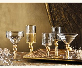 Pentola D'Oro Glasses Goblets & Glasses