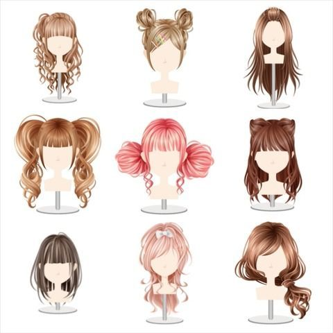 10 Amazing Drawing Hairstyles For Characters Ideas In 2020 Hair Sketch Anime Hair Anime Hair Color