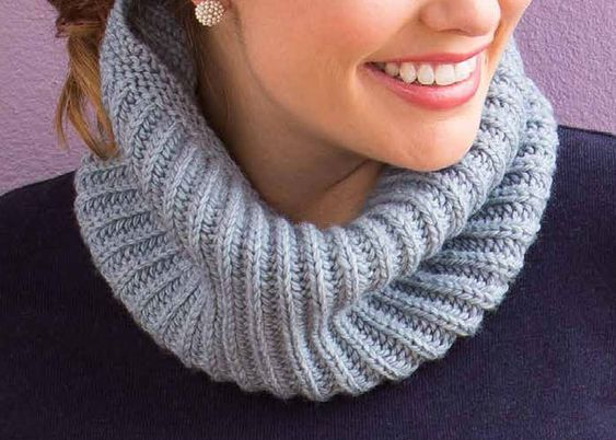 Brioche, Cowls and The round on Pinterest