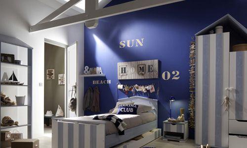 D co int rieur bleu et gris dossier am nagement guide - Deco interieur bleu ...