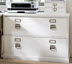Build Your Own Bedford Modular Desk Pottery Barn Lateral File Cabinet Filing Cabinet Home Office Filing Cabinet