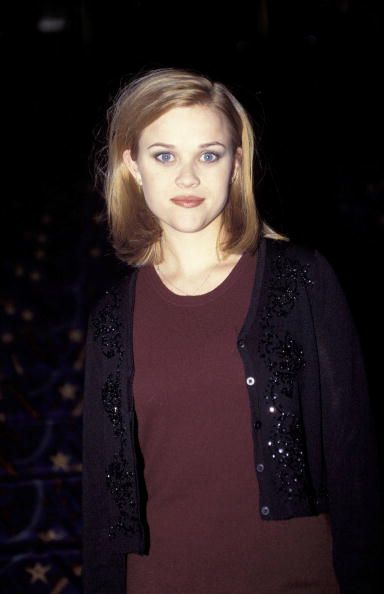 Reese Witherspoon Attends the 'Fear' Premiere in Sydney, Australia (01 July 1996)