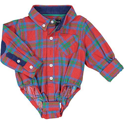 Carters Baby Boys Woven Buttonfront 225g531 Carters