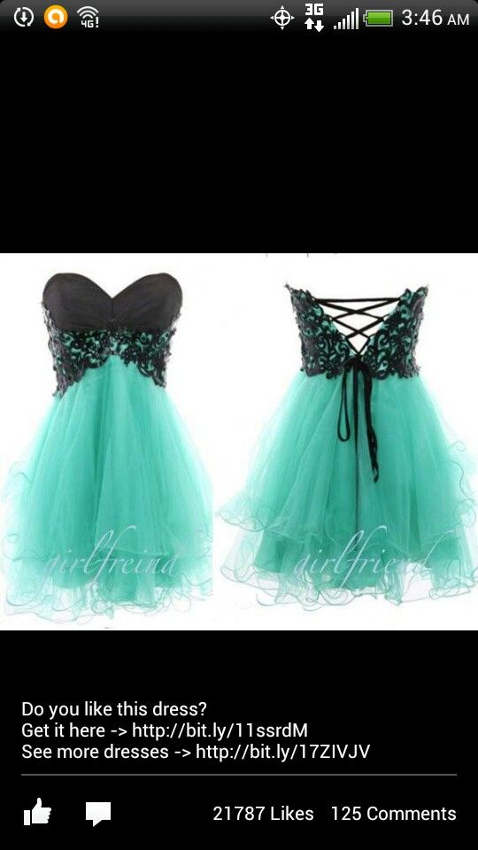 I want one of these dresses so bad(:!!!