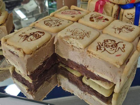 Torta de Biscoito | Leite Condensado