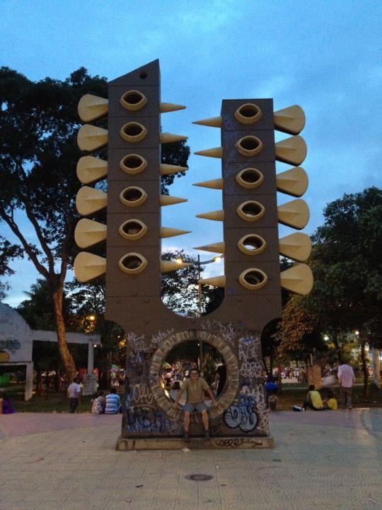 Parque de los niños en Bucaramanga, Santander