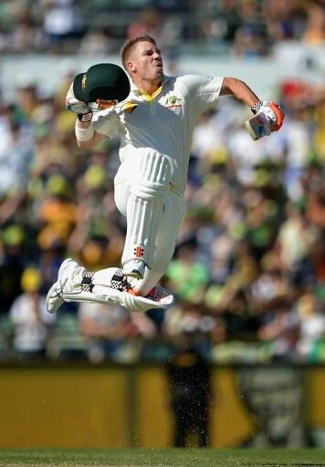 {Sweat} David Warner- Australian Cricket's #1 batsman #cricket #DavidWarner…