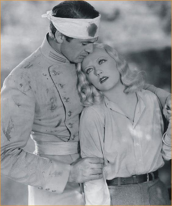 OPERATOR 13 - Gary Cooper & Miriam Hopkins - Paramount - Publicity Still.