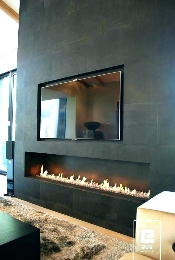 Modern Tile Fireplace Contemporary Fireplace Tile Ideas Modern