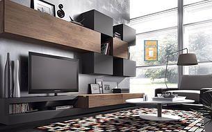 Comedores modernos muebles de sal n modernos muebles - Muebles de salon originales ...