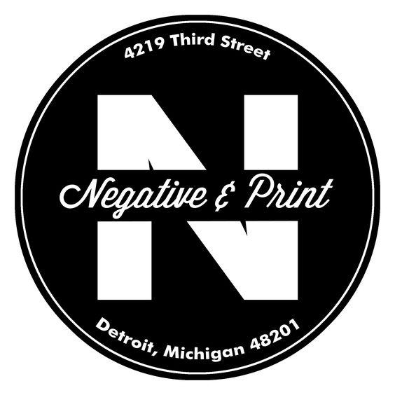 Negative and Print - A Detroit Photo Lab