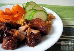 Filet de porc à la Marie-Jue #recettesduqc #souper #porc
