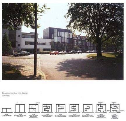 MVRDV: Double House, Utrecht 1995-97