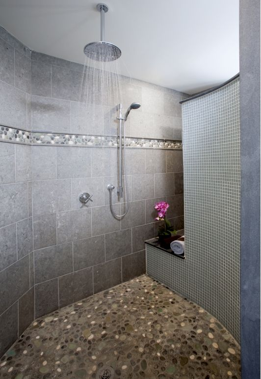 Home Spa Design Ideas: Spa Inspired Master Bath Redesign: Chester Springs, PA