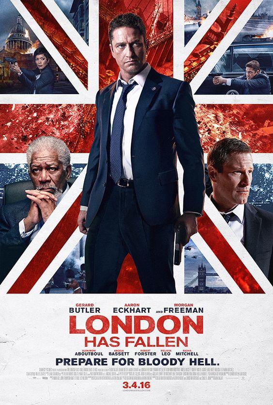 Invasão a Londres. (2016)