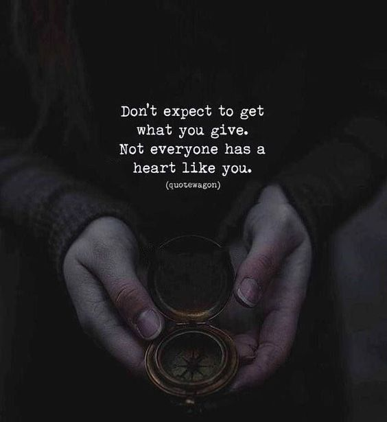 Not Your Ordinary Quotes Don T Expect Expectation Quotes Giving Quotes Dont Expect Quotes
