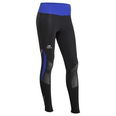 30 € Decathlon Kompression Running_Bekleidung Running (KALENJI) - Laufhose Tights Kanergy Damen KALENJI - Laufbekleidung