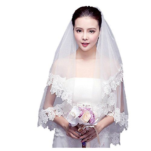 SNW 59 Inch Bilayer Bridal Veil Lace for Wedding Party Prom Shopping New World Gloves http://www.amazon.com/dp/B00YCKUQYY/ref=cm_sw_r_pi_dp_eQm.wb1GWHBJ0