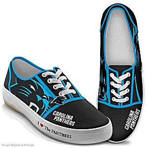 If you're a fan of the Carolina Panthers, it's time to put your best foot forward!