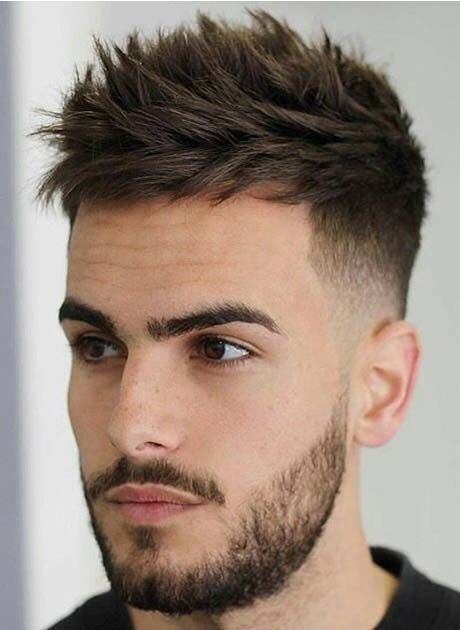 Best Hairstyle For Men 2019 Latest Fashion Trends Hottest Hairstyles Ideas Inspiration Mens Hairstyles Short Mens Haircuts Short Thick Hair Styles