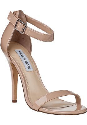 Steve Madden Shoes - Realove Sandal Blush Patent for those of us (me) who can't afford the MB Chaos