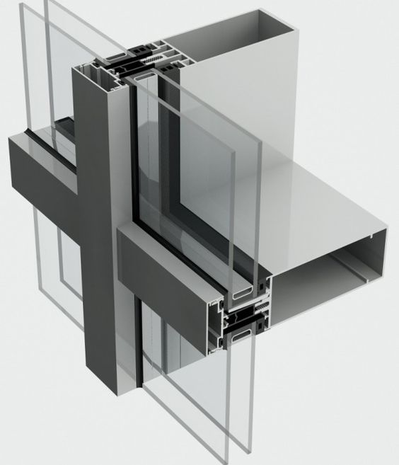 Curtain walling systems from AluK (GB), a leading manufacturer of ...