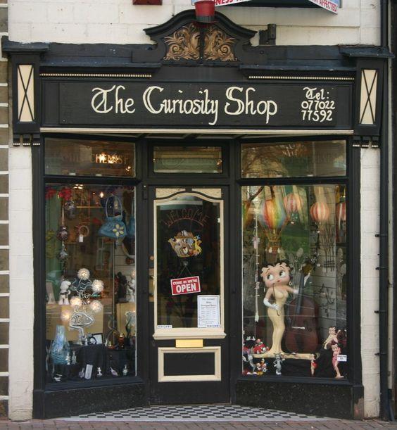 curiosity shop - Google Search: