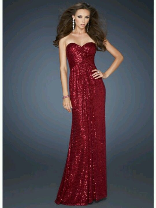 What&39s Your Prom Dress Style?  Red sequin dress Colors and ...
