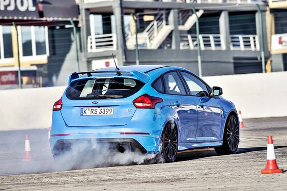 Erster Test: Ford Focus RS