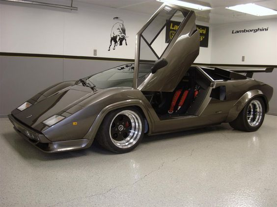 #Lamborghini Countach #cars