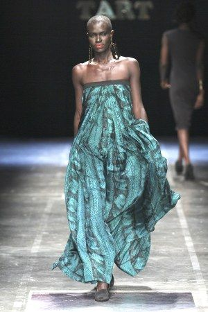 Tart - African Fashion Week 2012