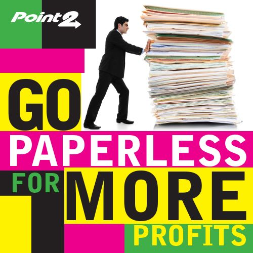 Go Paperless for More Profits [Webinar Recording] - 10 paperless tips for real estate agents
