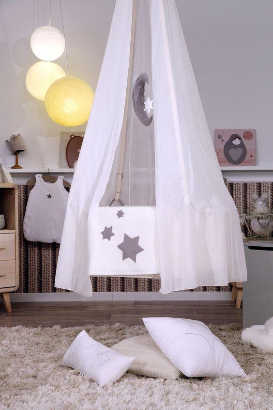 une chambre de b b esprit cocooning r alis e par charlotte aur lien faidy tevadeco m a t e. Black Bedroom Furniture Sets. Home Design Ideas