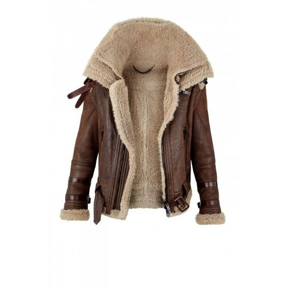 Burberry Men&39s Shearling Jacket but I don&39t care! This jacket is