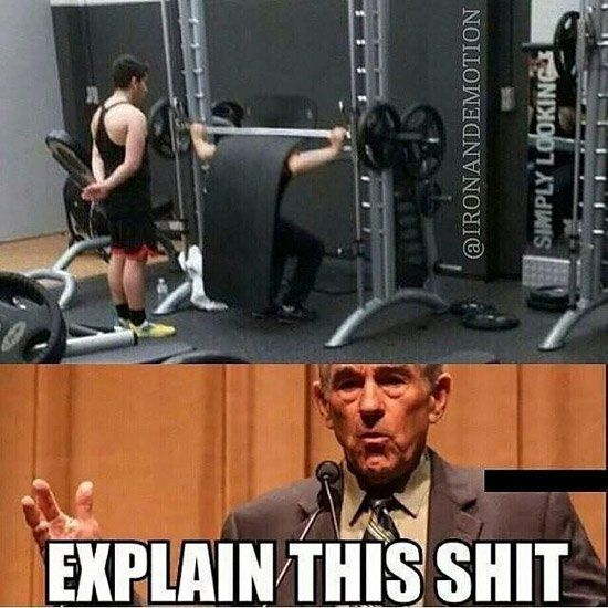 Funny Meme Gym : Hilarious gym memes fitness junkies can relate to