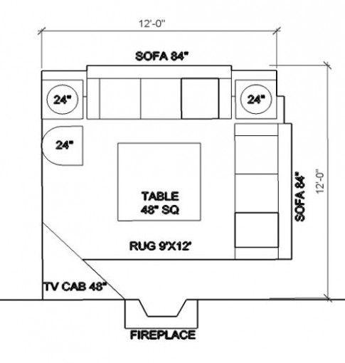 13 Foxy 13 X 13 Living Room Design In 2021 Living Room Floor Plans Livingroom Layout Living Room Furniture Layout