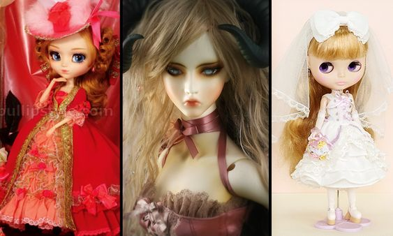 BJDs, Pullips e Blythes: Boneca não é coisa de criança