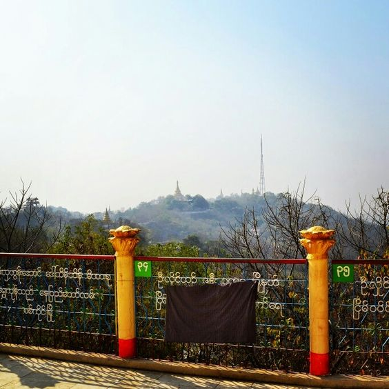 Holy Mountains of Sagaing