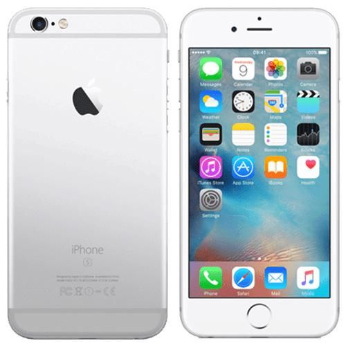 Iphone 6s Silver 64gb 3 Month Warranty Iphone Iphone Uk Ios Operating System