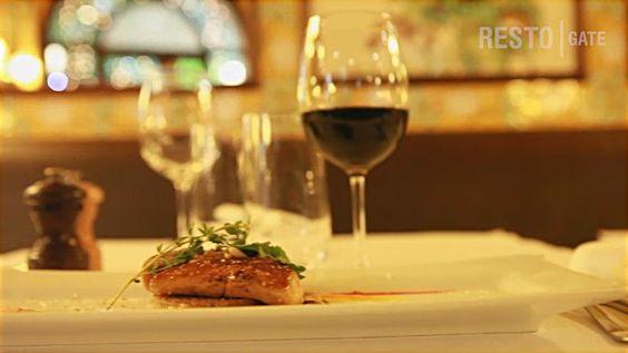 Video-Restaurant : Brasserie Lipp, Genève sur RestoGate.com