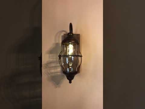 Hang Our Industrial Led Wall Sconce In Your Living Room Bedroom Kitchen Bathroom Or Entryw With Images Led Wall Sconce Wall Sconces Living Room Decorative Wall Sconces