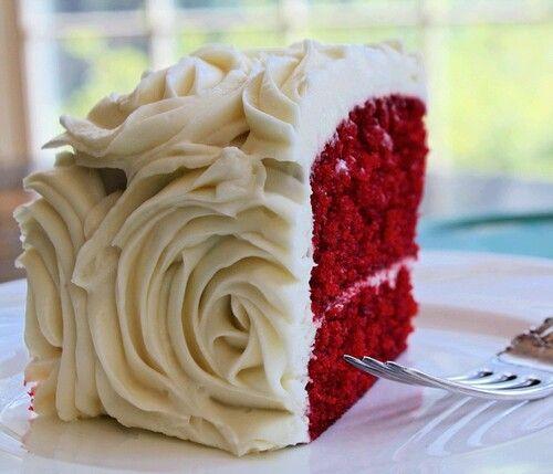 Un delicioso pastel